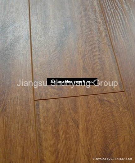 Multilayer Engineered Wood Flooring 5
