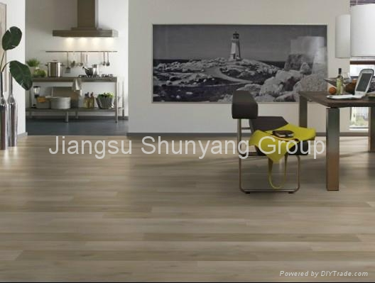 Laminated wooden flooring 5