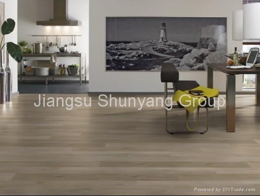 Laminate wooden flooring 1