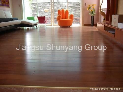 Laminate wooden flooring 2