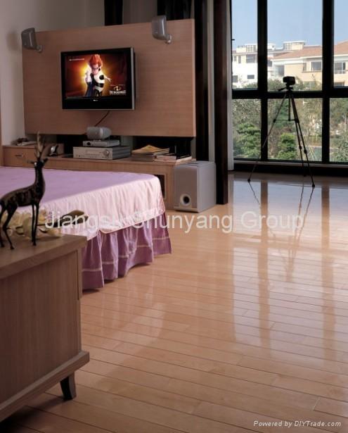Laminate wooden flooring 3
