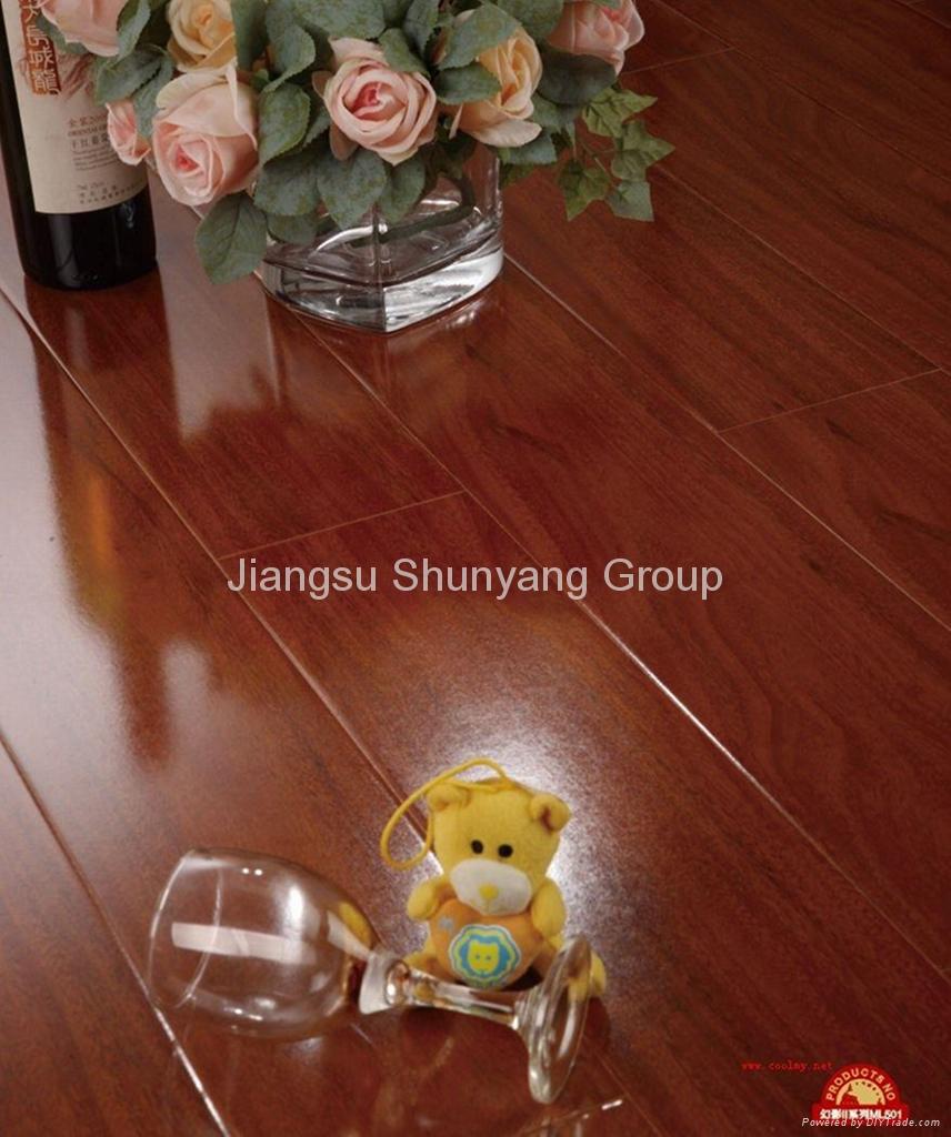 Laminate wooden flooring 5