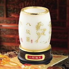 High-tech china set  pen holder