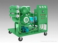 portable insulating oil filtration plant, oil purifier, oil regeneration