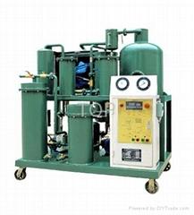 lubricating oil filtration machine series TYA, oil clean