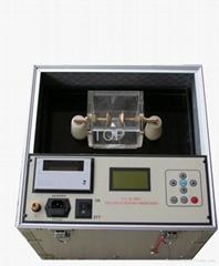 transformer oil dielectric strength