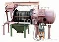 Horizontal Filtration device, press
