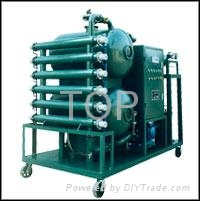 Vacuum multi-stage transformer oil purifiers, vacuum oil filtration