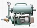 portable oil filtering machine