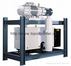 Transformer Evacuation System / vacuum pumping set