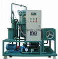 Pre-filtration prior to biodiesel production/ oil purifier/ used cooking oil rep 1