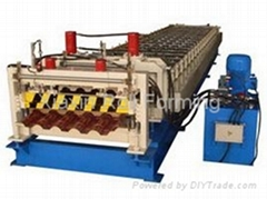 Tile Roof Forming Machine