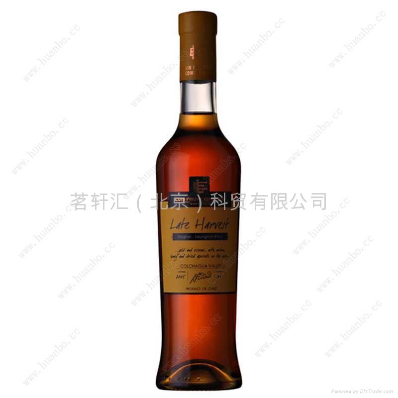 HuanBo智利愛德華茲私家珍藏冰白葡萄酒 1
