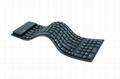 Flexible Wireless keyboard KB-5114