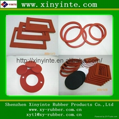 molded rubber