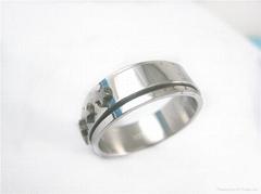 不鏽鋼戒指廠家供應