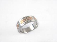 不锈钢戒指饰品供应商