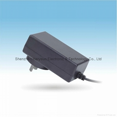 12v2a switching power adapter with CE,FCC,RoHs approval