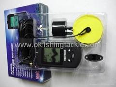 Wirel DOT Martix Sonar Fish Finder (TL58)