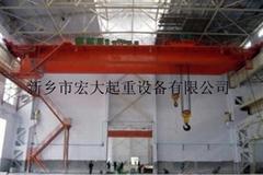 专业生产供应电动葫芦双梁起重机