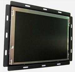 VGA工業顯示器