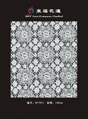 棉類經編蕾絲面料
