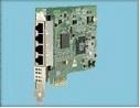 E-Net PRO1000M ET PCI-E Quad RJ-45 Port Server Adapter