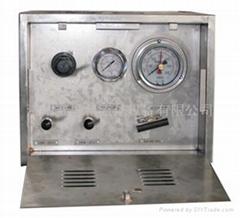 气体(液)增压泵(系统)