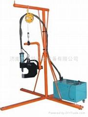 氣液增力缸式沖壓設備