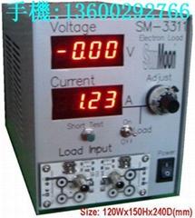 SM-3311单组电子负载(适配器/USB电源专用)