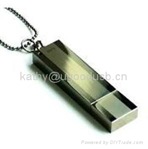 Metal  USB flash drive 2
