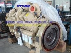offer CUMMINS KTA38 MARINE DIESEL ENGINE
