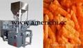 Corn kurkure food machinery