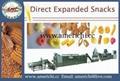 Corn Balls snacks food machinery