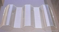 Hollow Polycarbonate Multiwall Roofing Sheet Pch