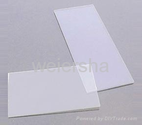 Clear polycarbonate solid sheet for bathroom/greenhouse 1