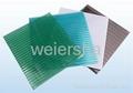 skylight polycarbonate hollow sheet