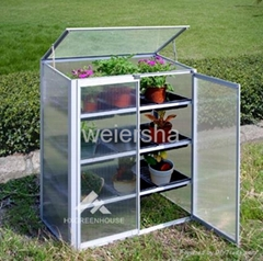 polycarbonate hollow/solid sheet greenhouse