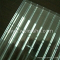 twin wall polycarbonate hollow roofing sheet for greenhouse 3