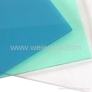 Greenhouse polycarbonate solid sheet 3