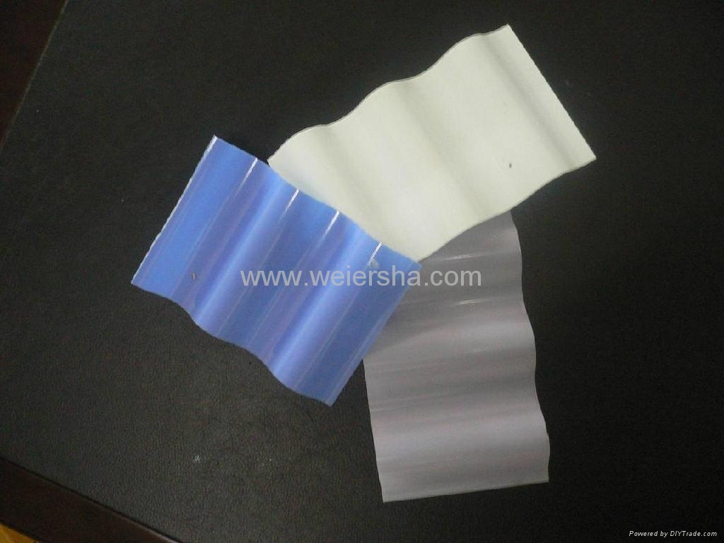 UV- protect polycarbonate  corrugated roofing sheet for greenhouse 4