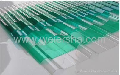 polycarbonate corrugated roofing sheet 3