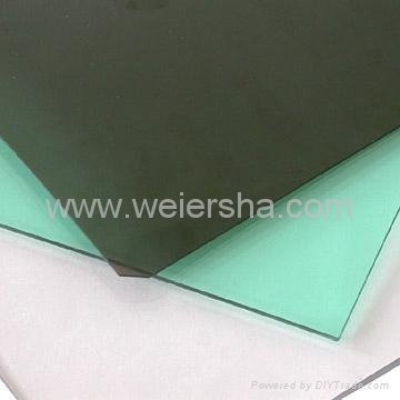 building material polycarbonate embossed solid roofing sheet 2