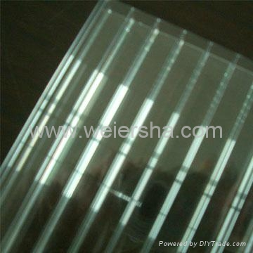 multiwall polycarbonate hollow roofing sheet for canopy 2