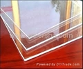 colourful solid/embossed polycarbonate sheet for bathroom,greenhouse 3