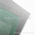 colourful solid/embossed polycarbonate sheet for bathroom,greenhouse 5