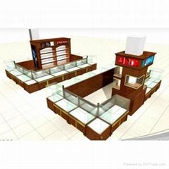 白酒展示櫃設計、紅酒展示櫃設計、煙酒展示櫃設計製作工廠