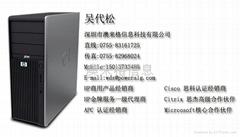 HP Z400 圖形工作站