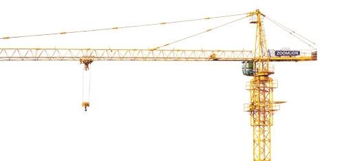 Zoomlion Tower Crane China : Zoomlion tower crane construction hoisting machinery
