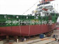 船用氯化橡膠底漆(灰色、鐵紅色)